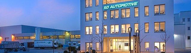 SD Automotive - Gebäude